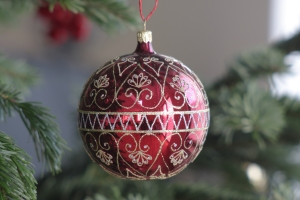 Christmas Bauble by onemhz