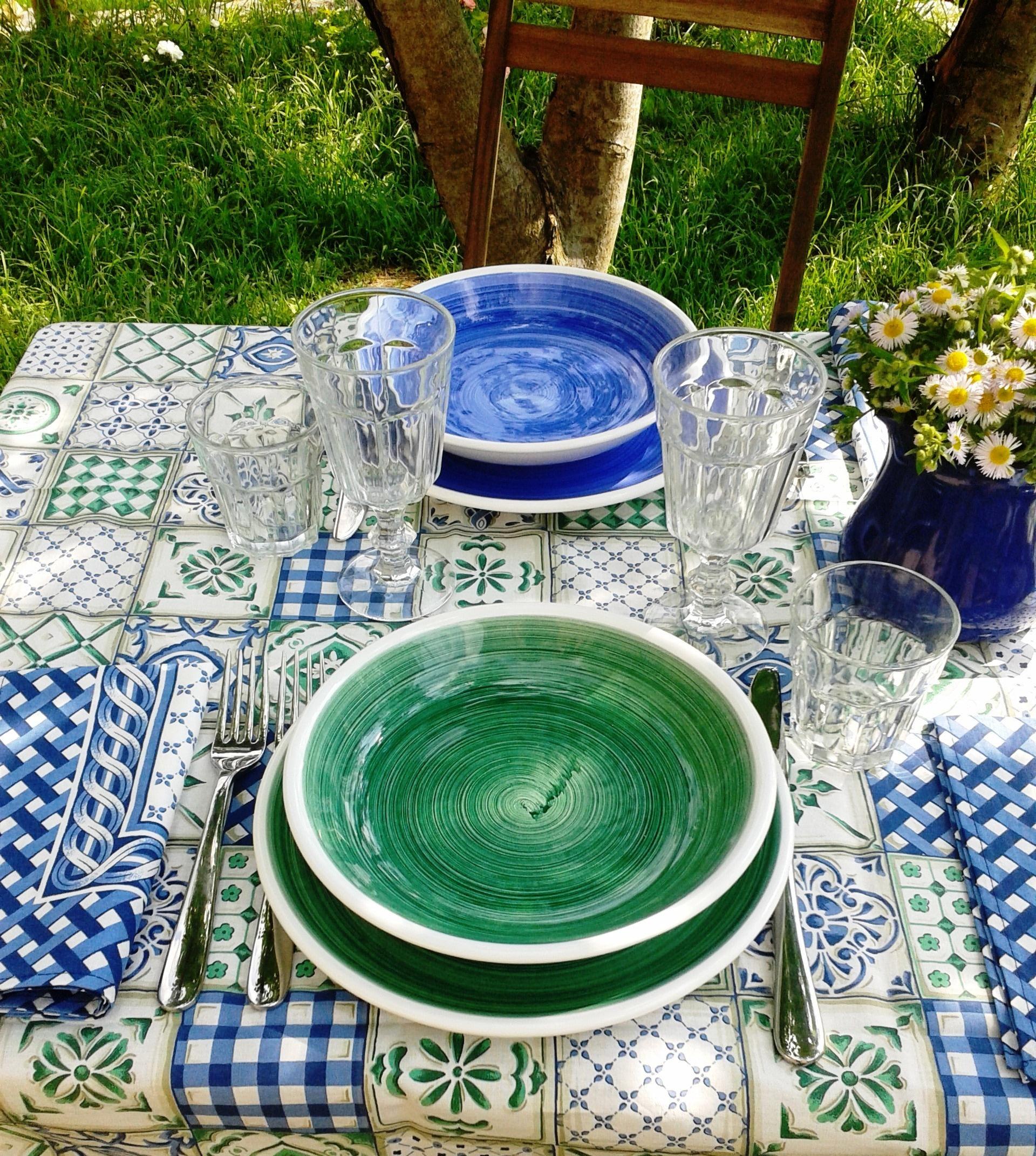 Cucina per le amiche idee per apparecchiare la tavola - Tavola per cucina ...