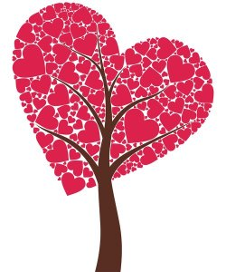 Tree of Love 4 by fangol