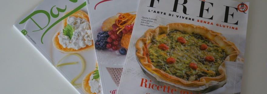 Riviste di cucina a casa di bianca for Riviste cucina