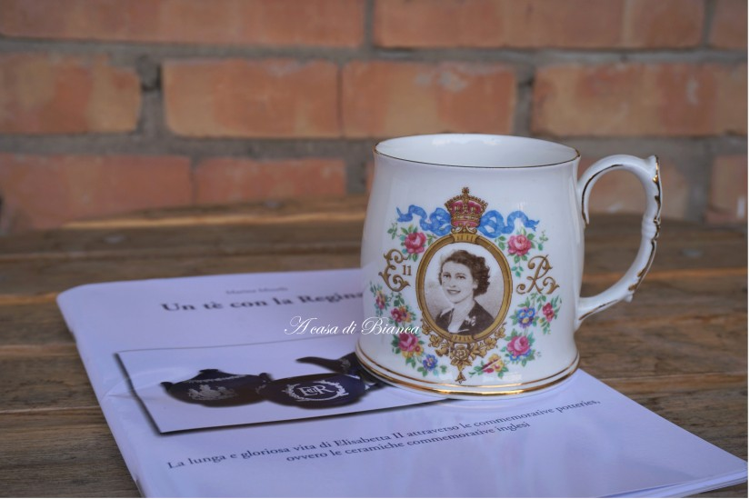 a casa di Bianca, Marina Minelli, Un tè con la Regina, Elisabetta II, The Queen, A cup of tea with the Queen