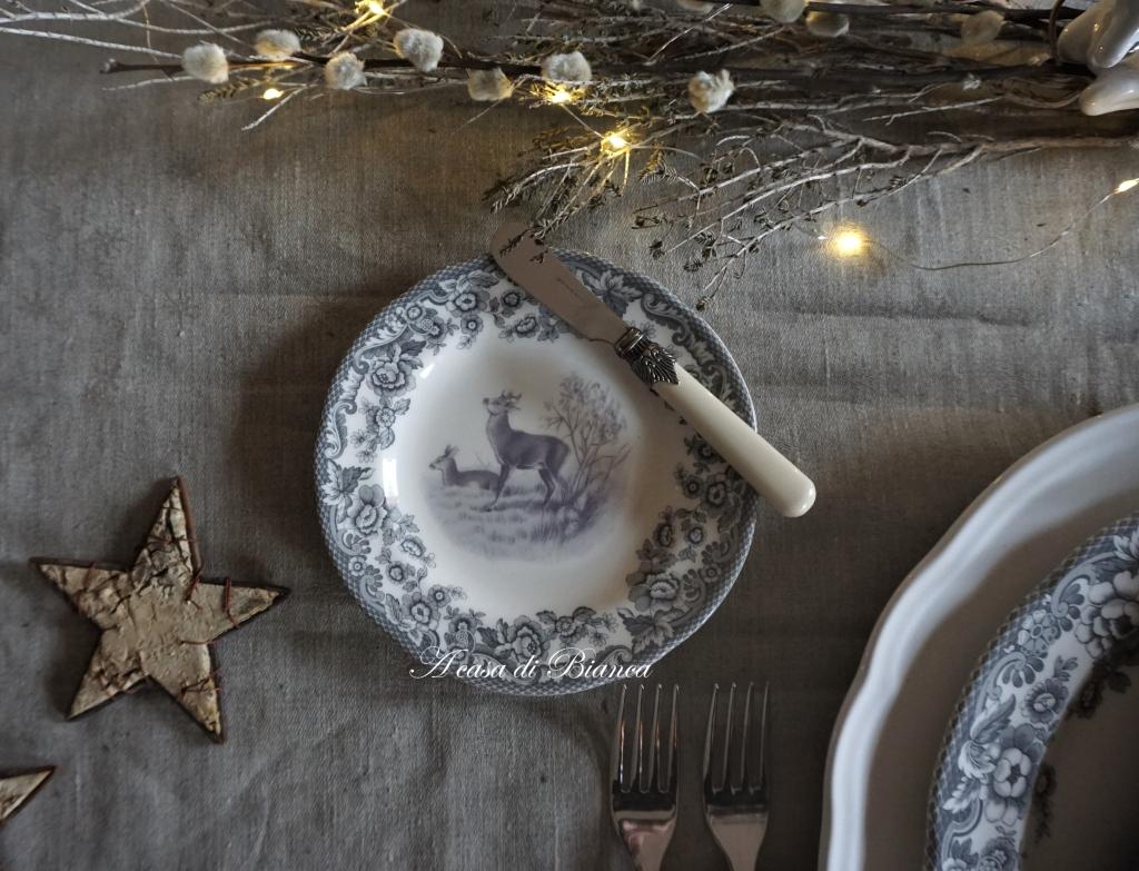 home, home decor, tablescaping, scandi, nordic style tablescape, Zara Home, a casa di Bianca, mise en place, Delamere Rural, bread plate