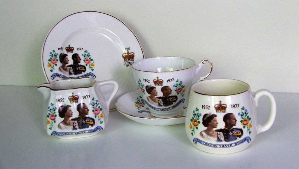 commemorative potteries, marina minelli, a casa di Bianca, brocante folies
