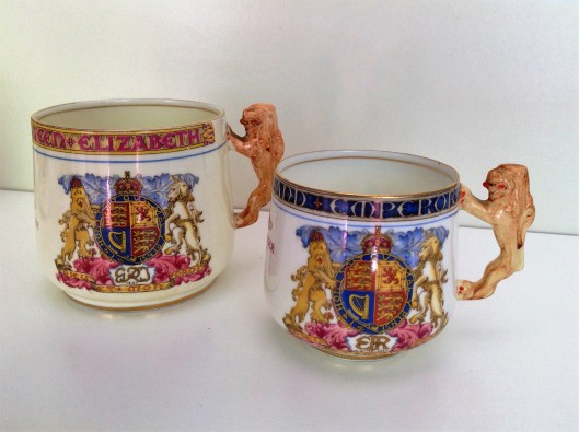 Paragon, commemorative potteries, marina minelli, a casa di Bianca, brocante folies