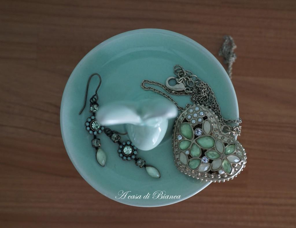 bijoux verde tiffany