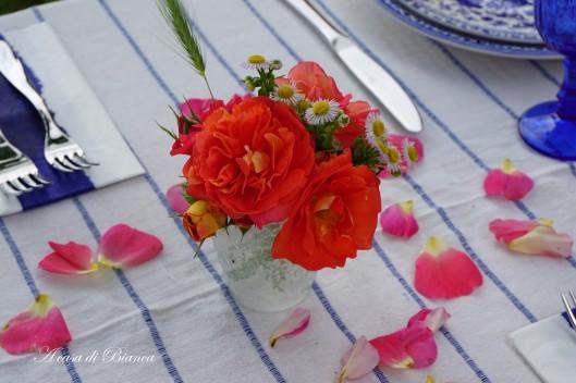 Gebruder Grimm roses