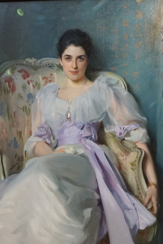 Lady Agnew of Lochnaw di John S. Sargent