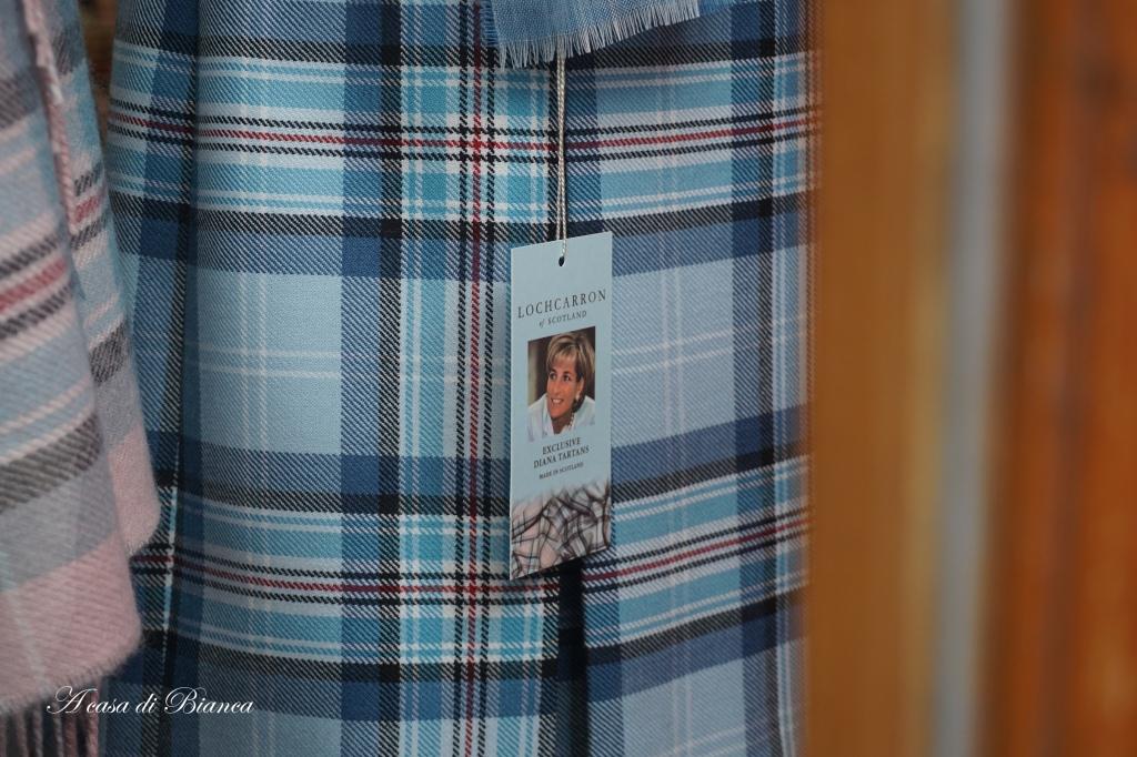 Lady Diana tartan