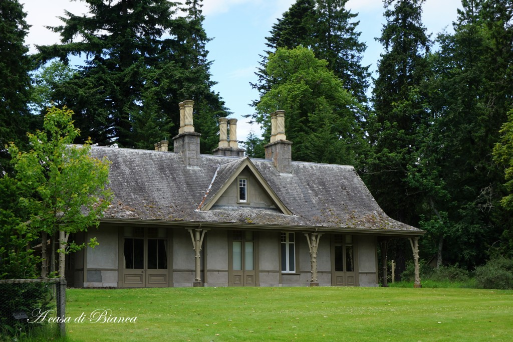 Queen Victoria Cottage at Balmoral Castle