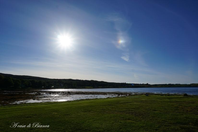 Loch Snizort Isle of Skye