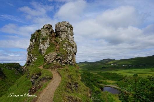 The Fairy Glenn Isle of Skye