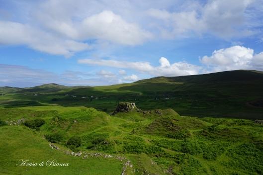 Isle of Skye the Fairy Glenn