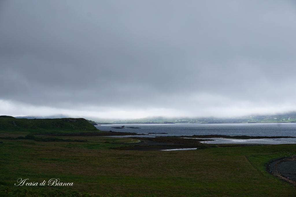 Trotternich peninsula Isle of Skye