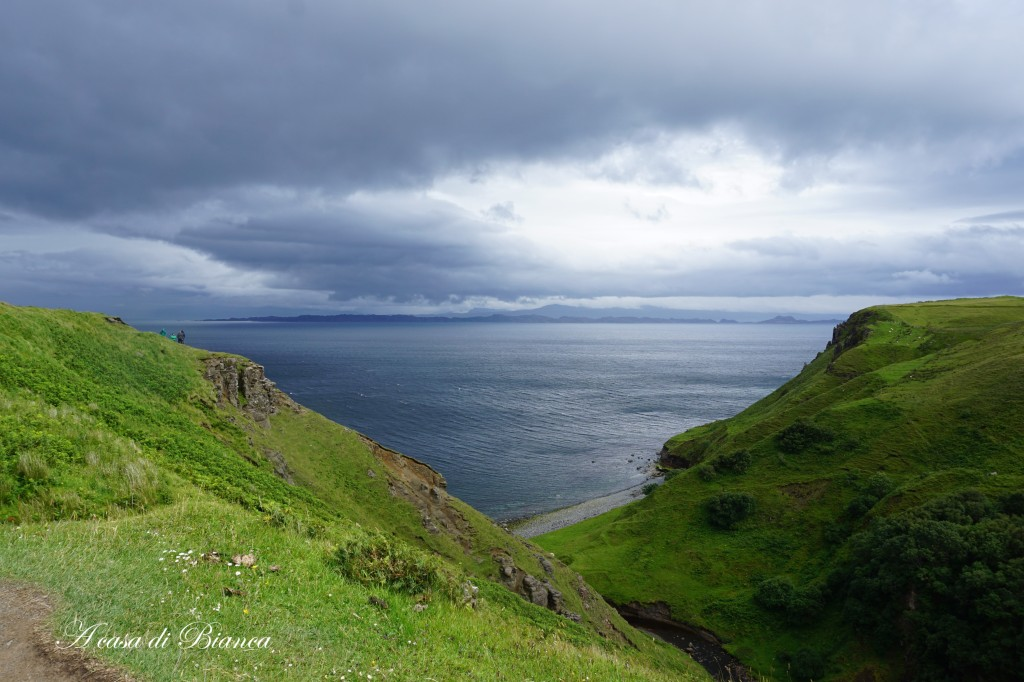 Isle of Skye panorama