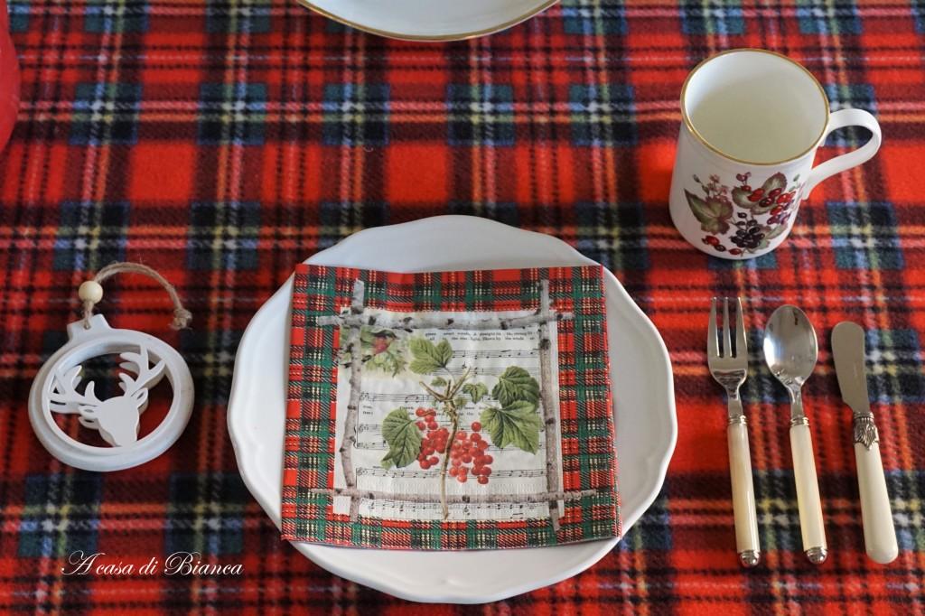 Colazione scozzese a casa di Bianca