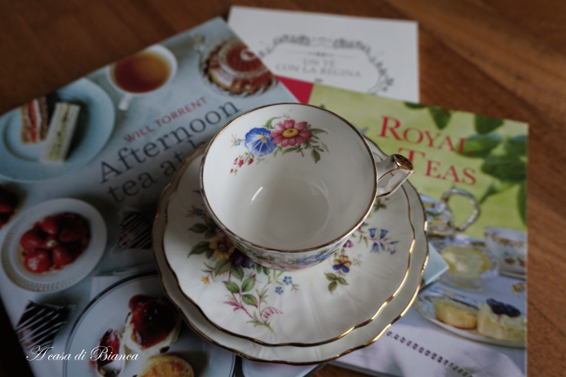 Afternoon tea recipes a casa di Bianca