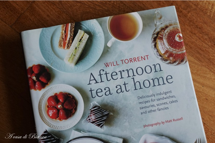 Will Torrent Afternoon tea at home