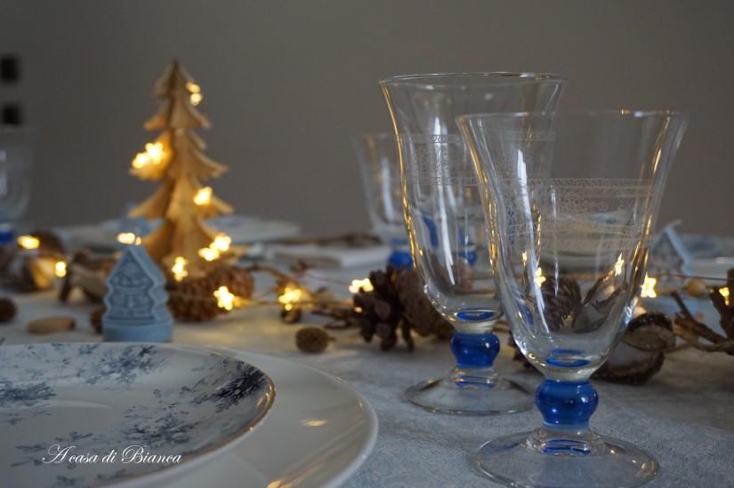 Natale azzurro a casa di Bianca