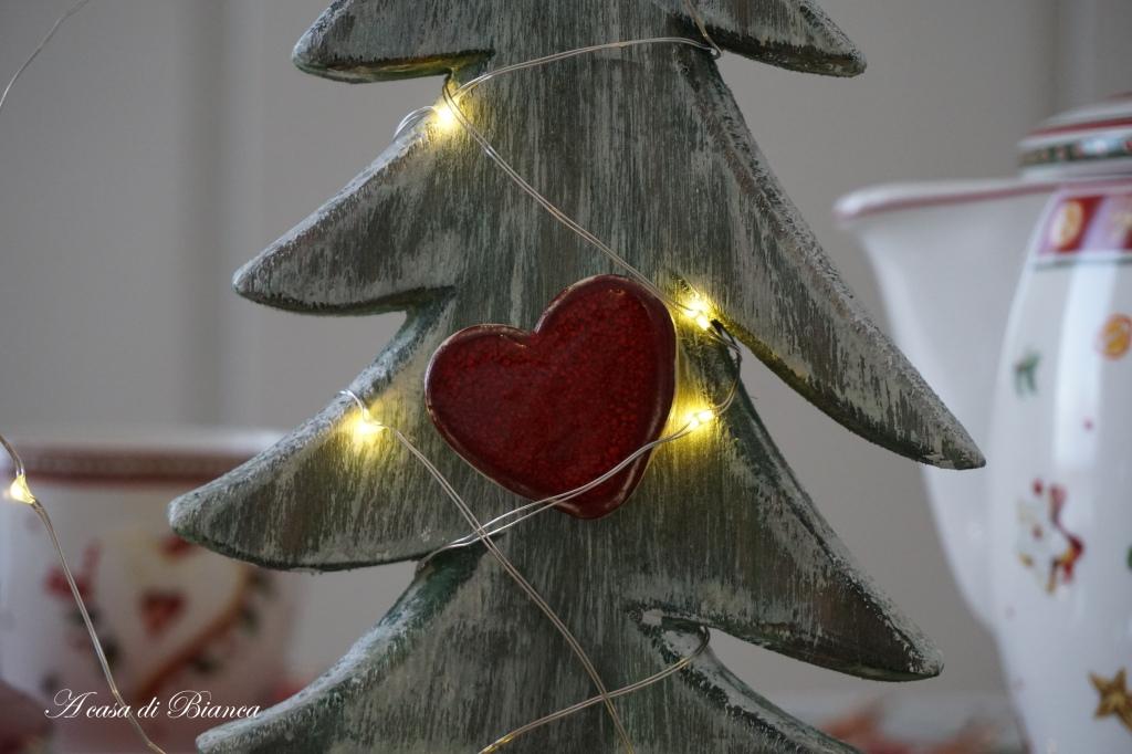 Albero di Natale a casa di Bianca