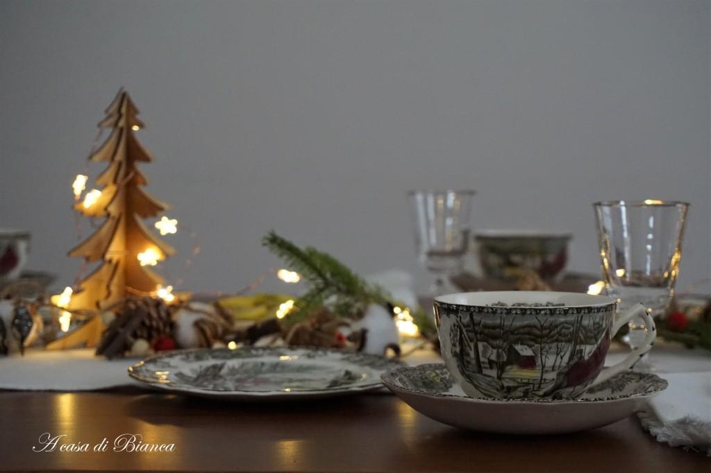 Tè d'inverno a casa di Bianca