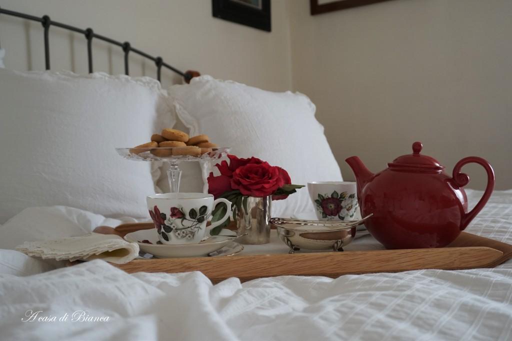 Colazione di san Valentino a casa di Bianca
