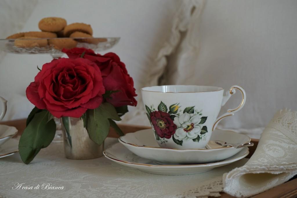 Colazione a letto per san Valentino