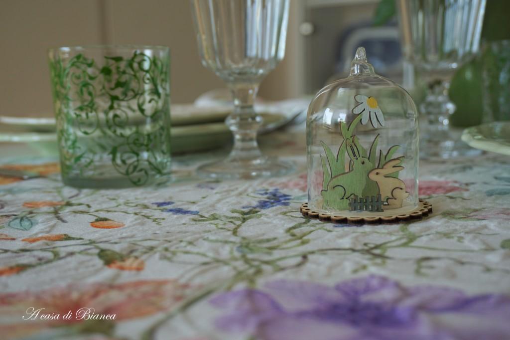 Tavola di primavera a casa di Bianca