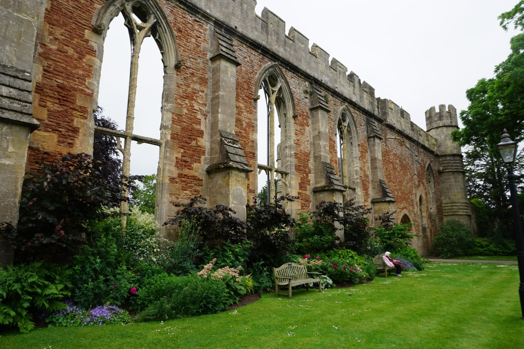 Wells Bishop Palace