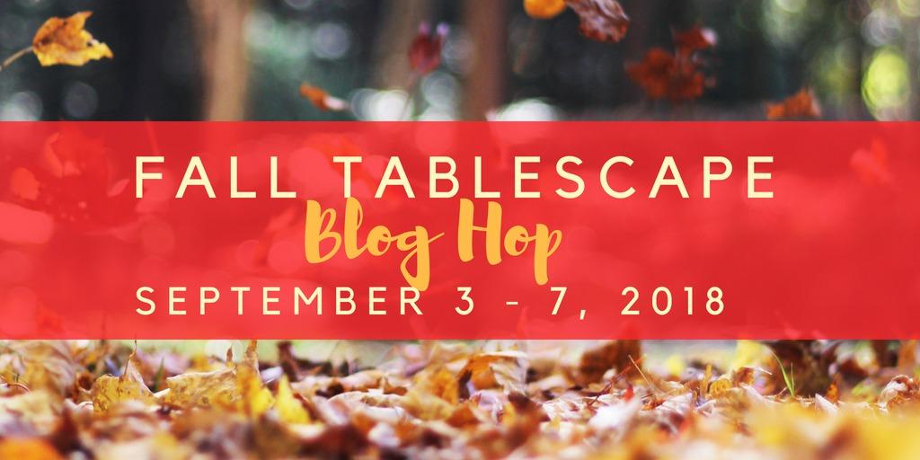 tablescape blog hop