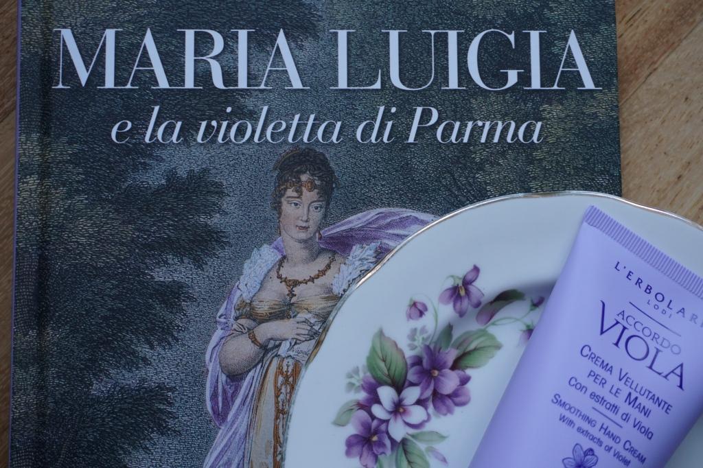 Violetta di Parma Maria Luigia