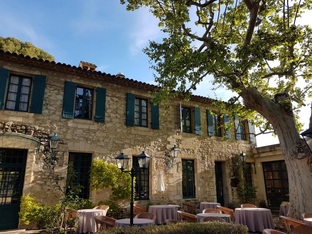 Le Najeti Hôtel la Magnaneraie Avignone Provenza