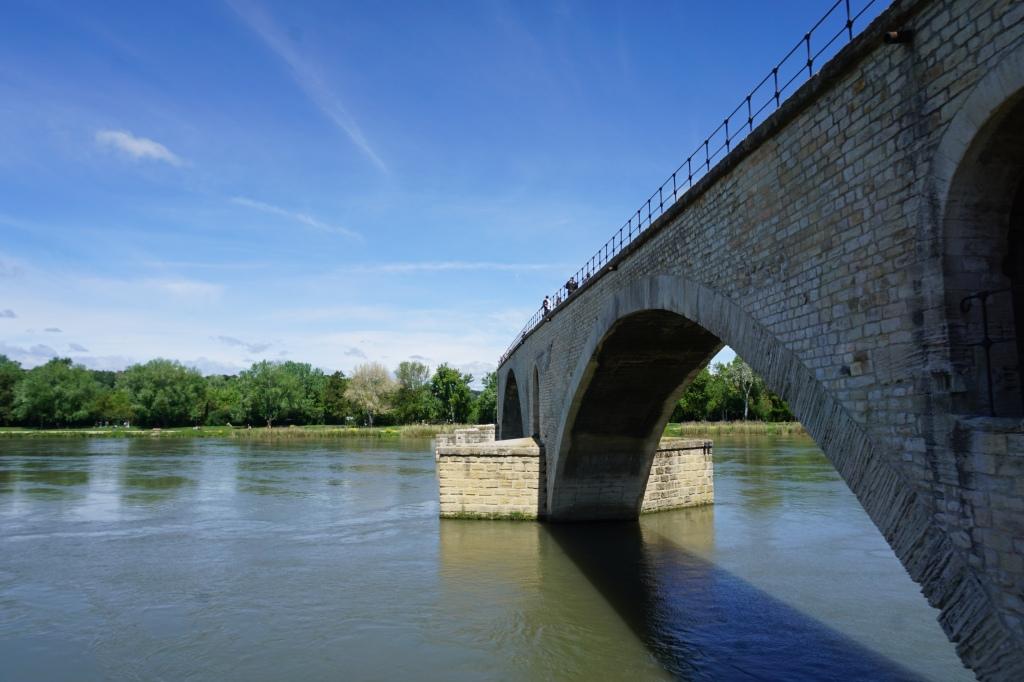 Ponte di Avignone Provenza