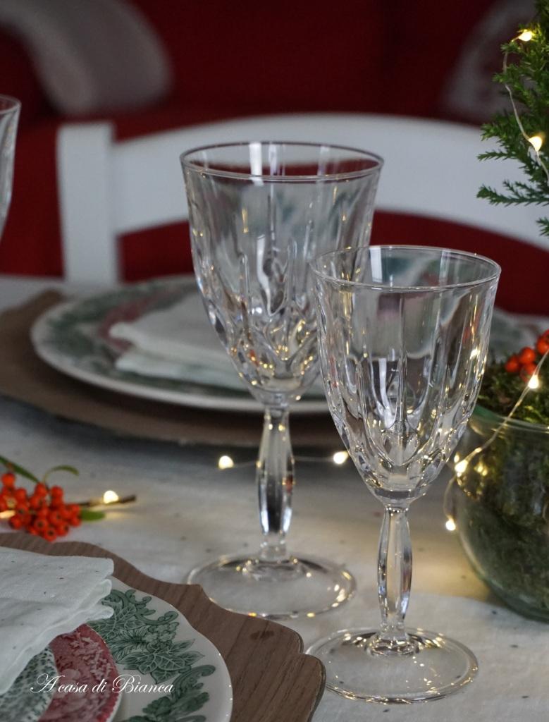Bicchieri vintage