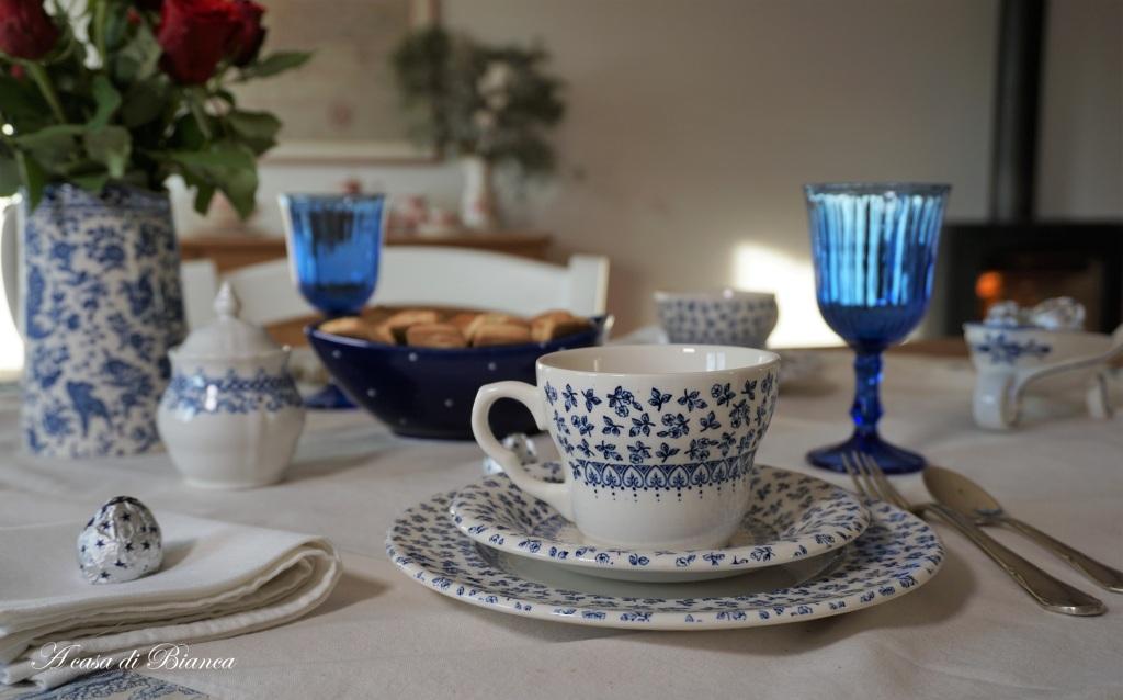 San Valentino in bianco e blu